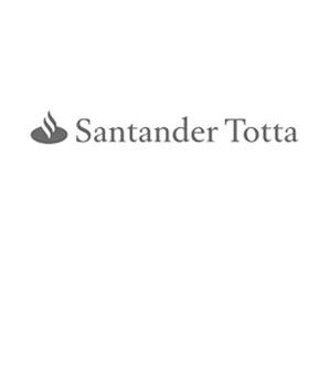 Logotipo Santander Totta