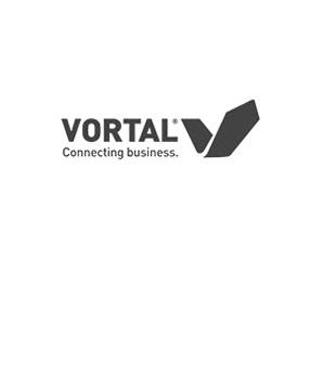 Logotipo Vortal
